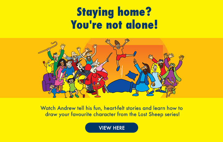 Staying at Home? You're Not Alone!