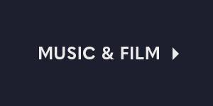 Music & Film - 20% Off