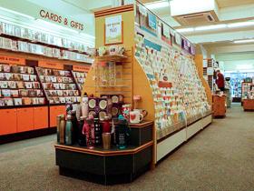Launceston store inside