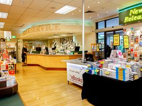 West Ryde store inside