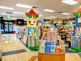 West Ryde store kids area