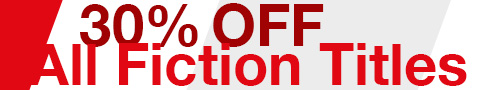 30% Off All Fiction Titles