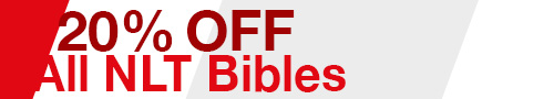 20% Off All NLT Bibles