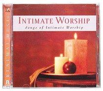 Album Image for Intimate Worship - DISC 1
