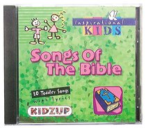 Album Image for Songs of the Bible (Kidzup Series) - DISC 1
