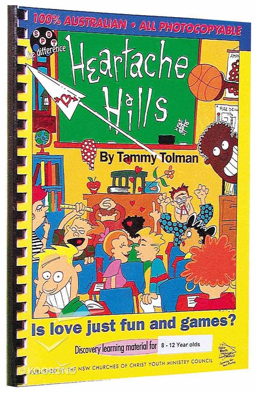 Heartache Hills (Spot The Difference Curriculum Series) Spiral