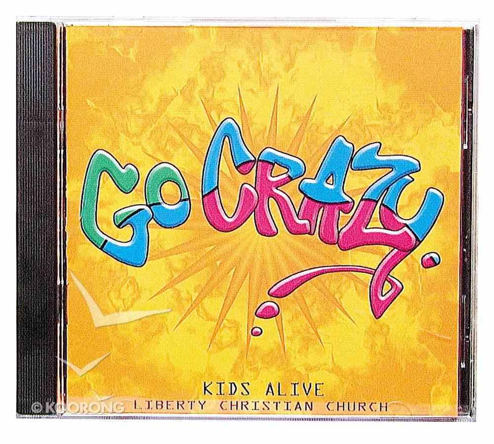 Go Crazy CD