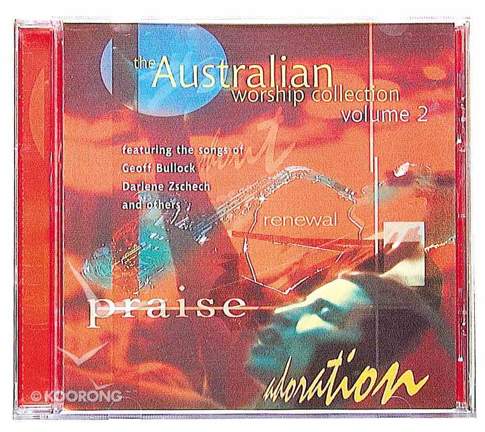 Australian Worship Collection 2 (Source) CD