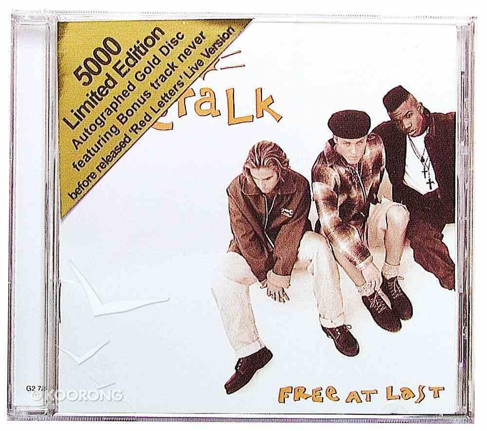 Free At Last Gold CD