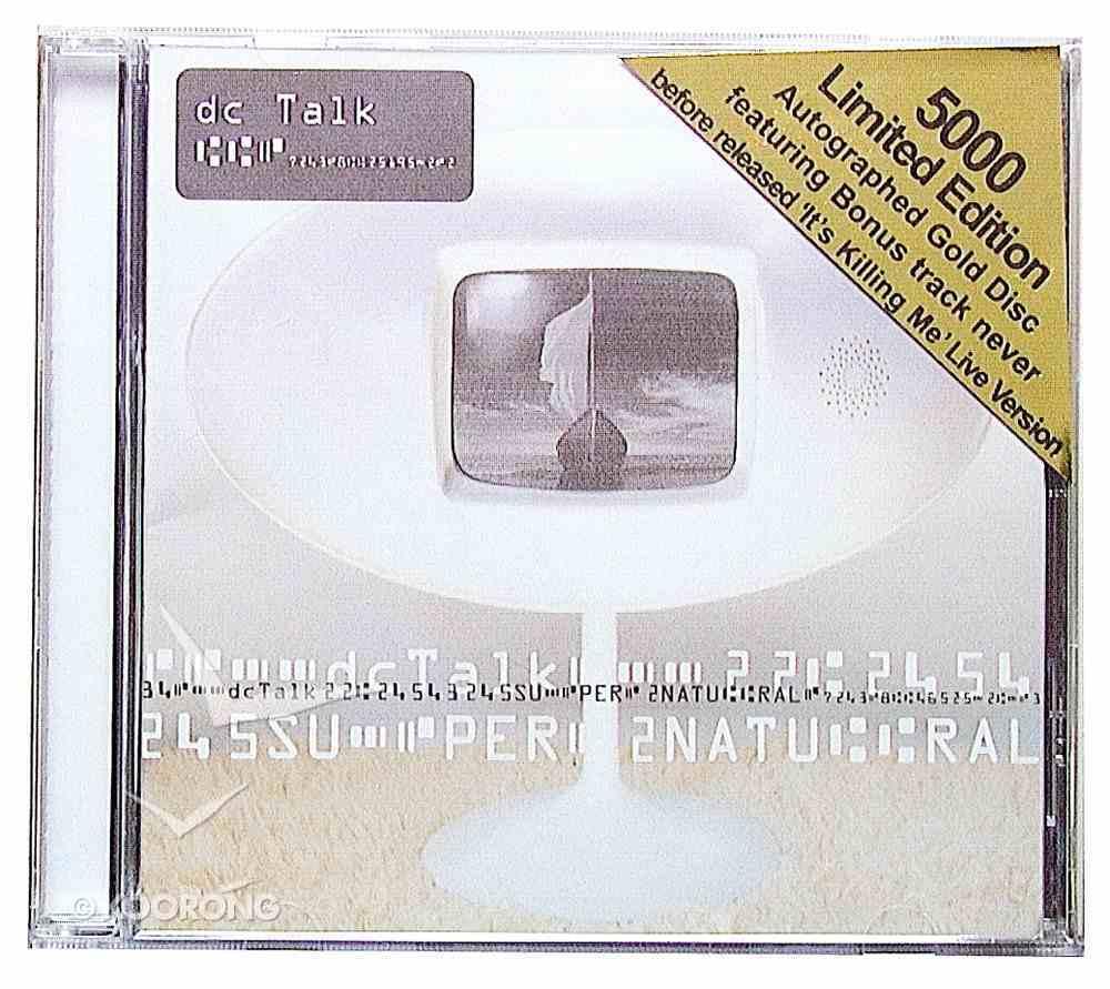 Supernatural Gold CD