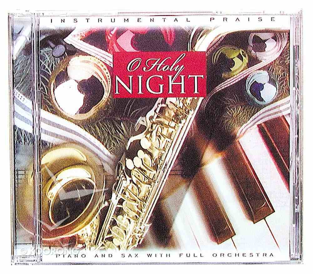 O Holy Night (Instrumental Praise Series) CD