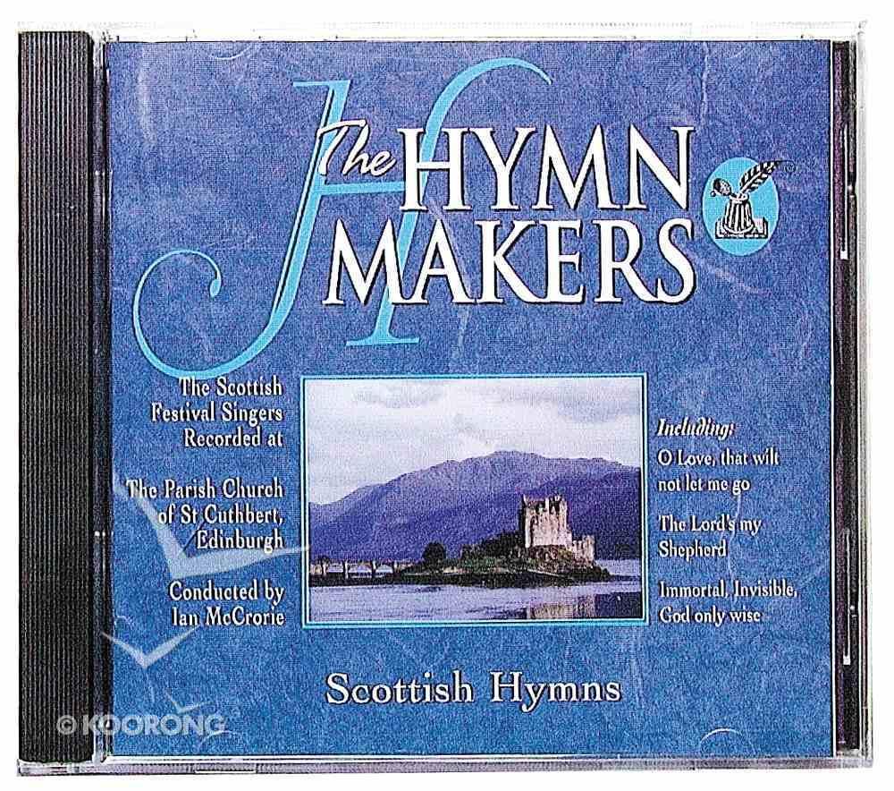 Scottish Hymns (Hymn Makers Series) CD