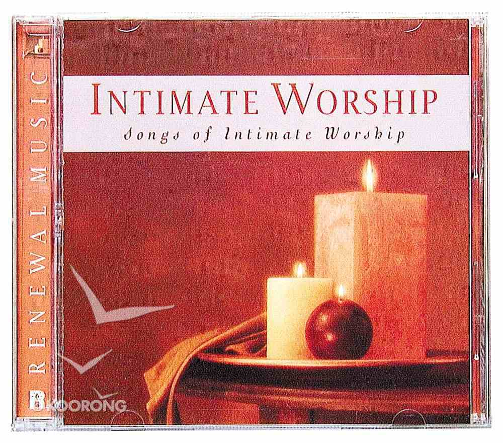 Intimate Worship CD