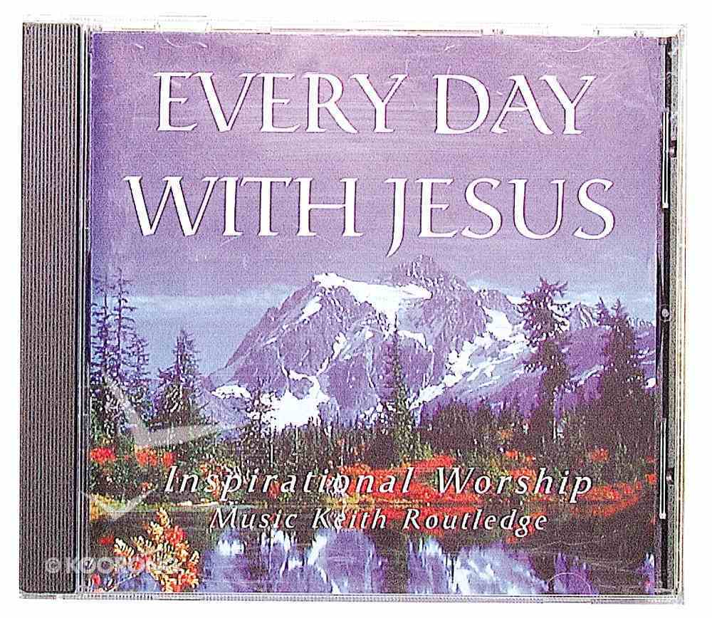 Every Day With Jesus CD