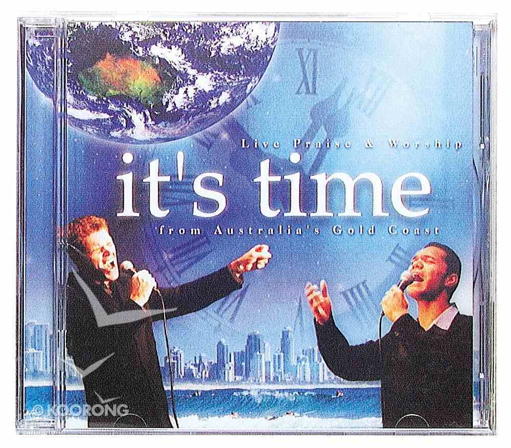 Its Time CD