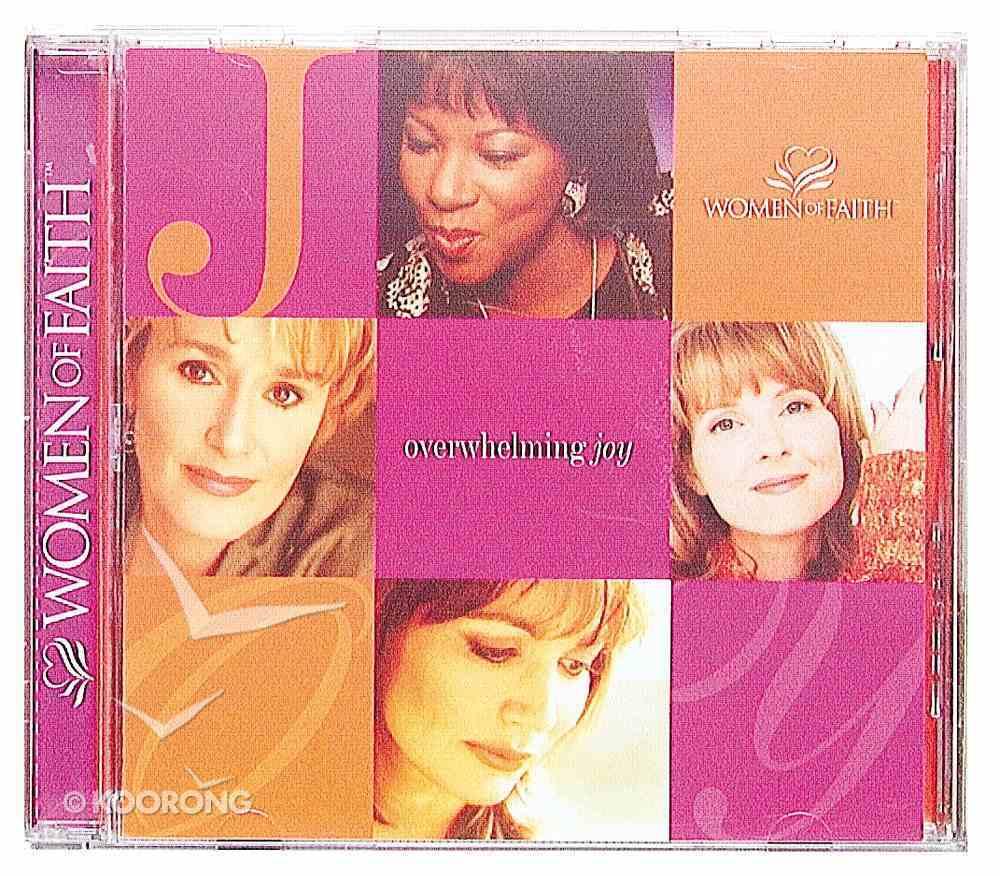 Women of Faith Overwhelming Joy CD