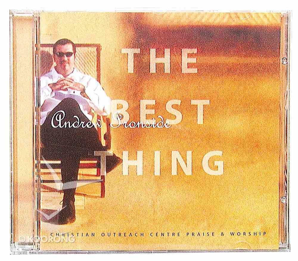 The Best Thing CD
