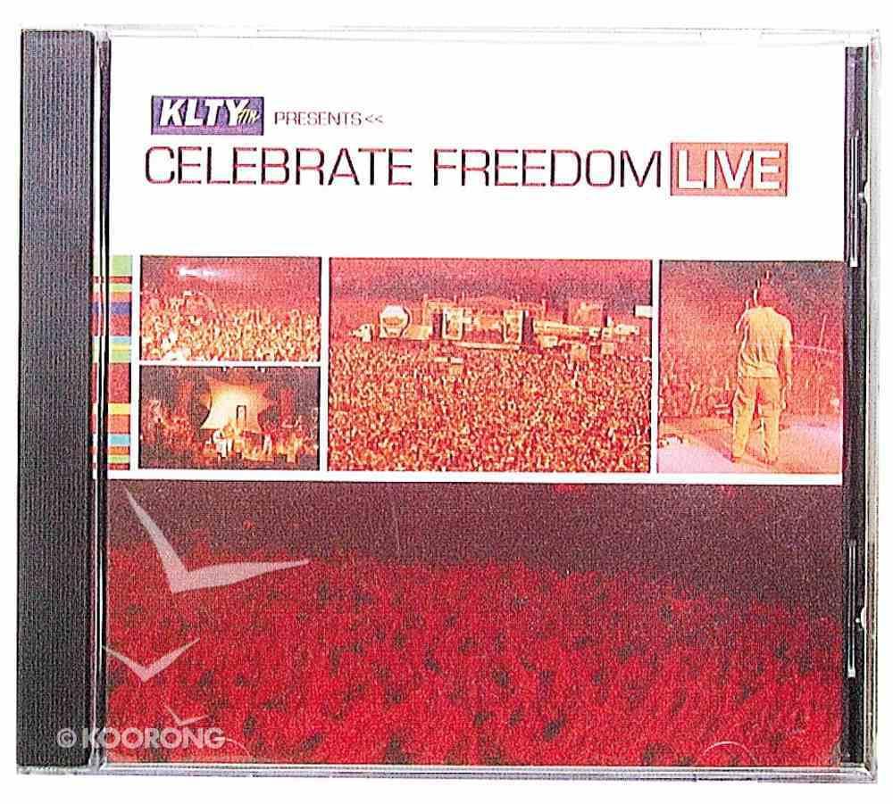 Celebrate Freedom Live CD