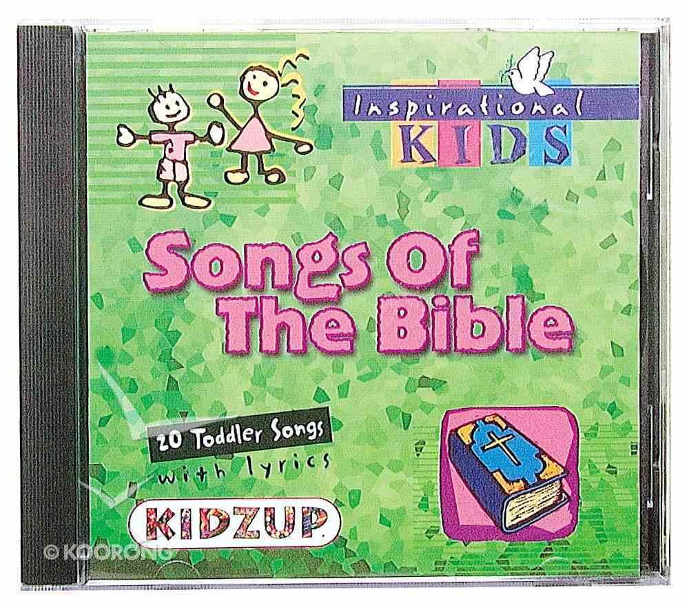 Songs of the Bible (Kidzup Series) CD