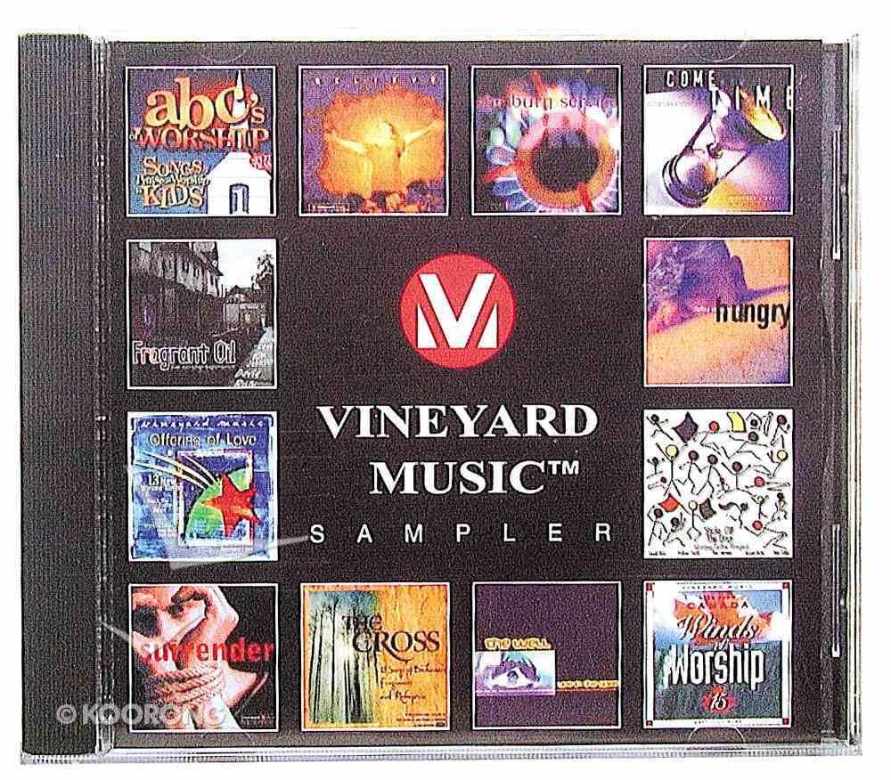Vineyard Sampler CD