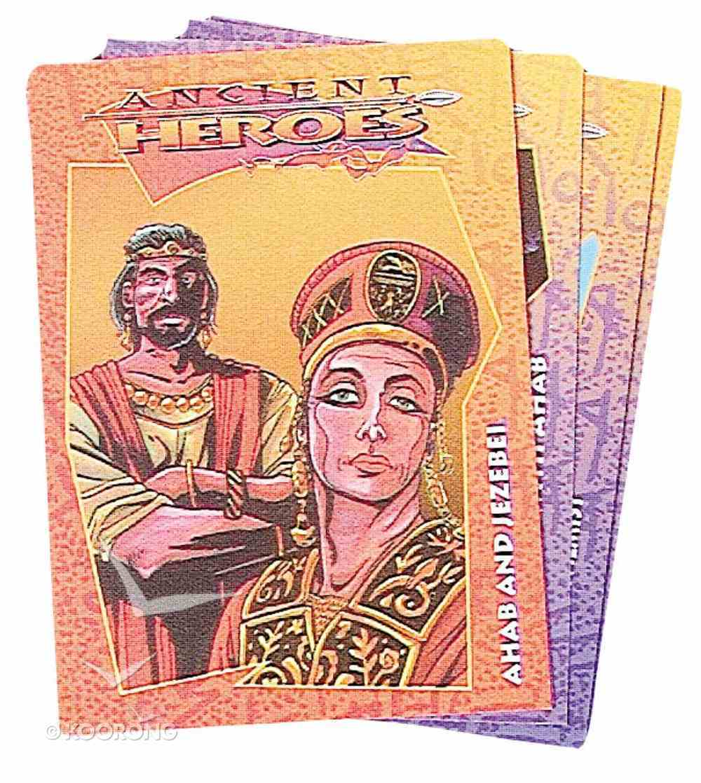 Ancient Heroes Trading Cards Paperback
