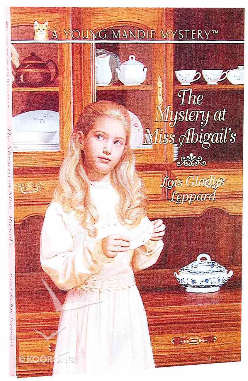 Mystery At Miss Abigails (#03 in Young Mandie Series) Paperback