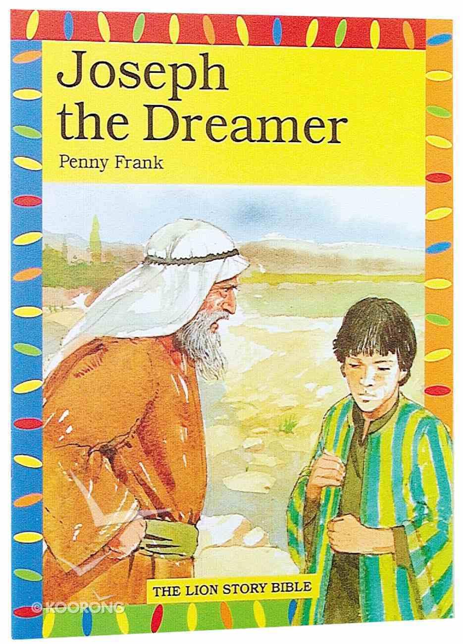 Joseph the Dreamer (Lion Story Bible Series) Paperback