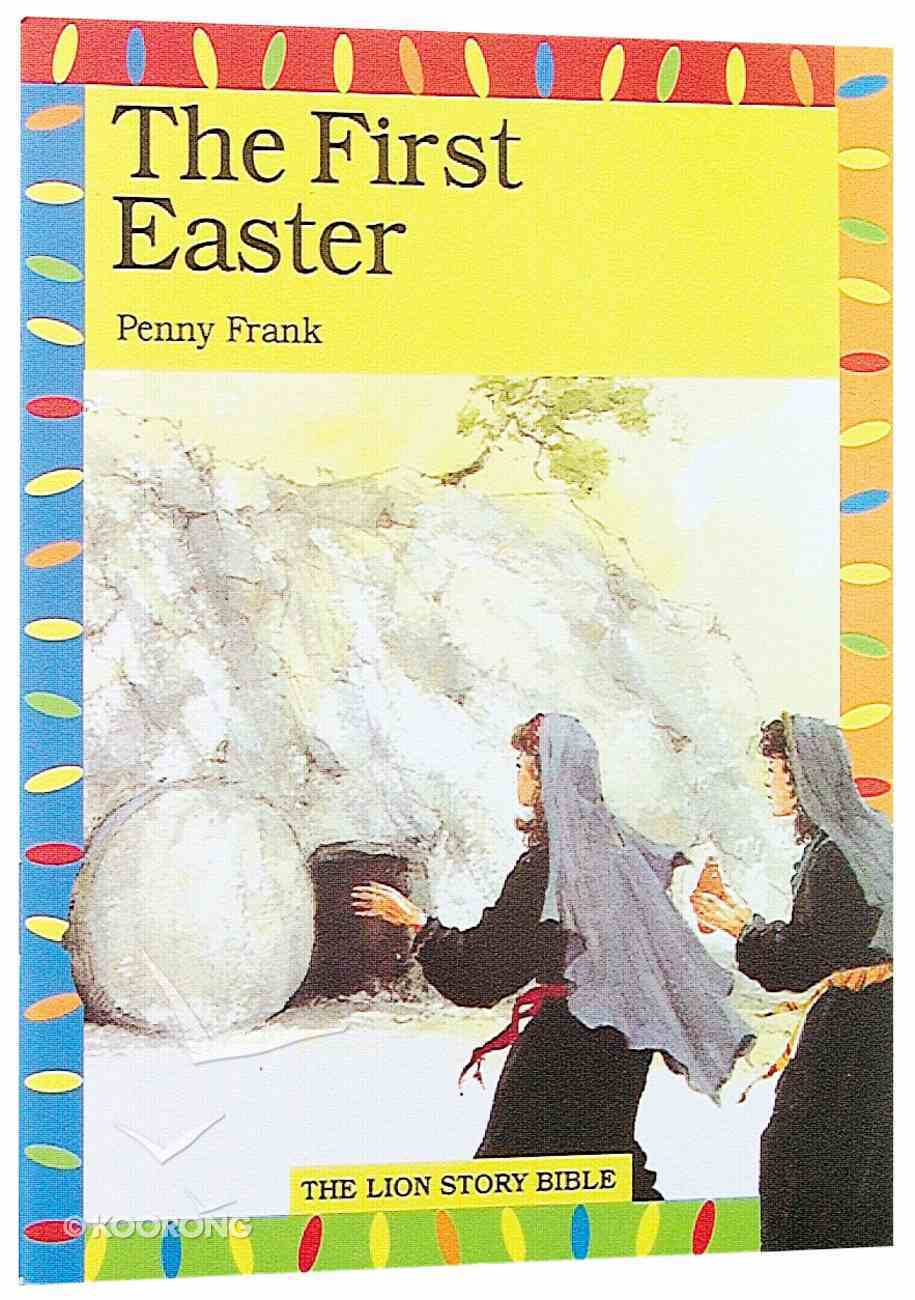 First Easter (Lion Story Bible Series) Paperback