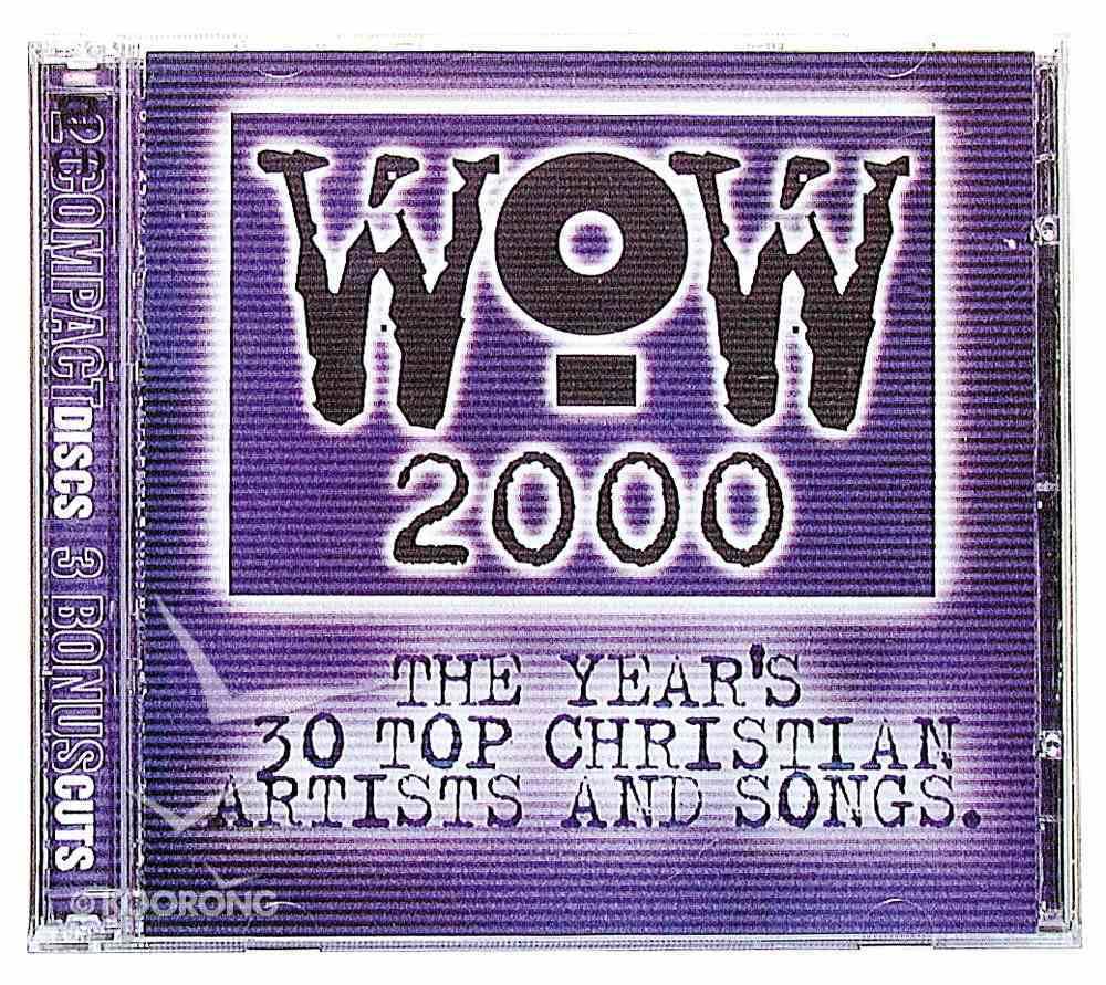 Wow Gospel 2000 CD