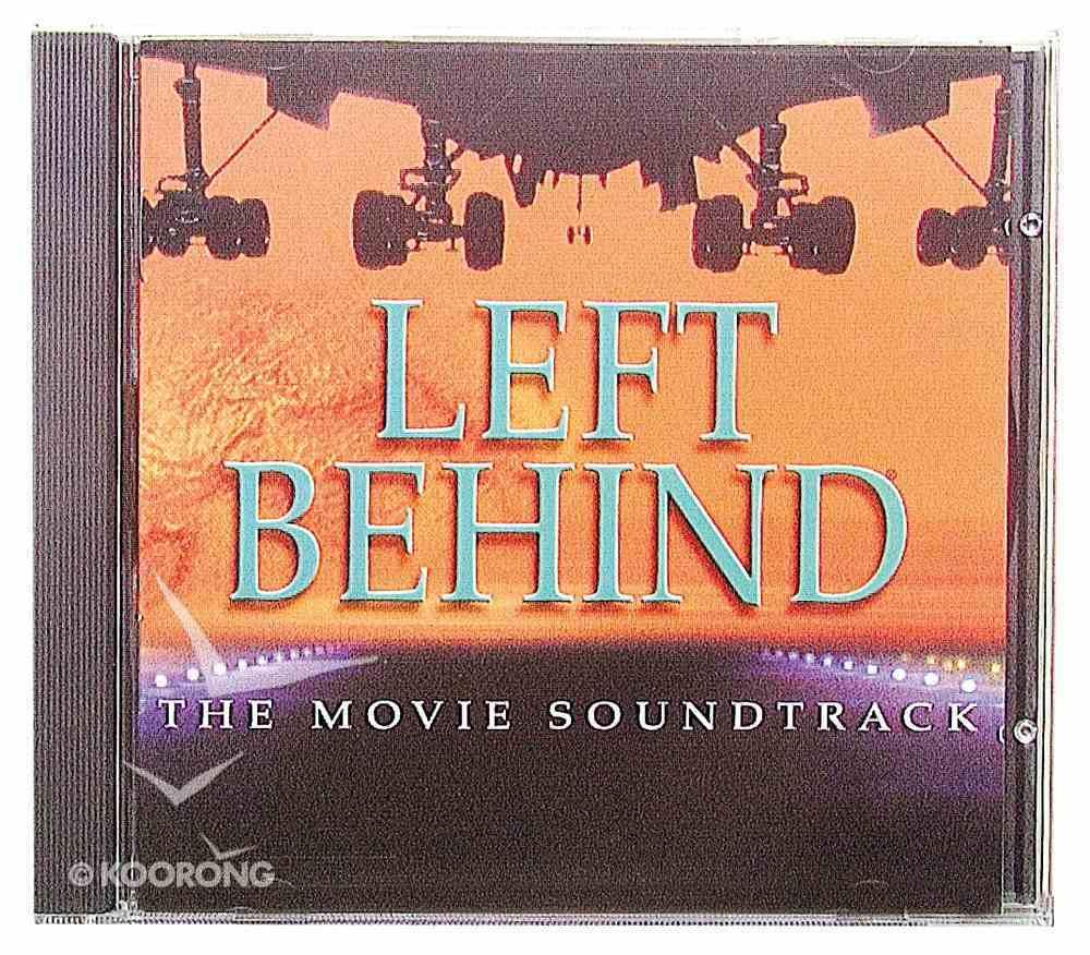 Left Behind Soundtrack CD