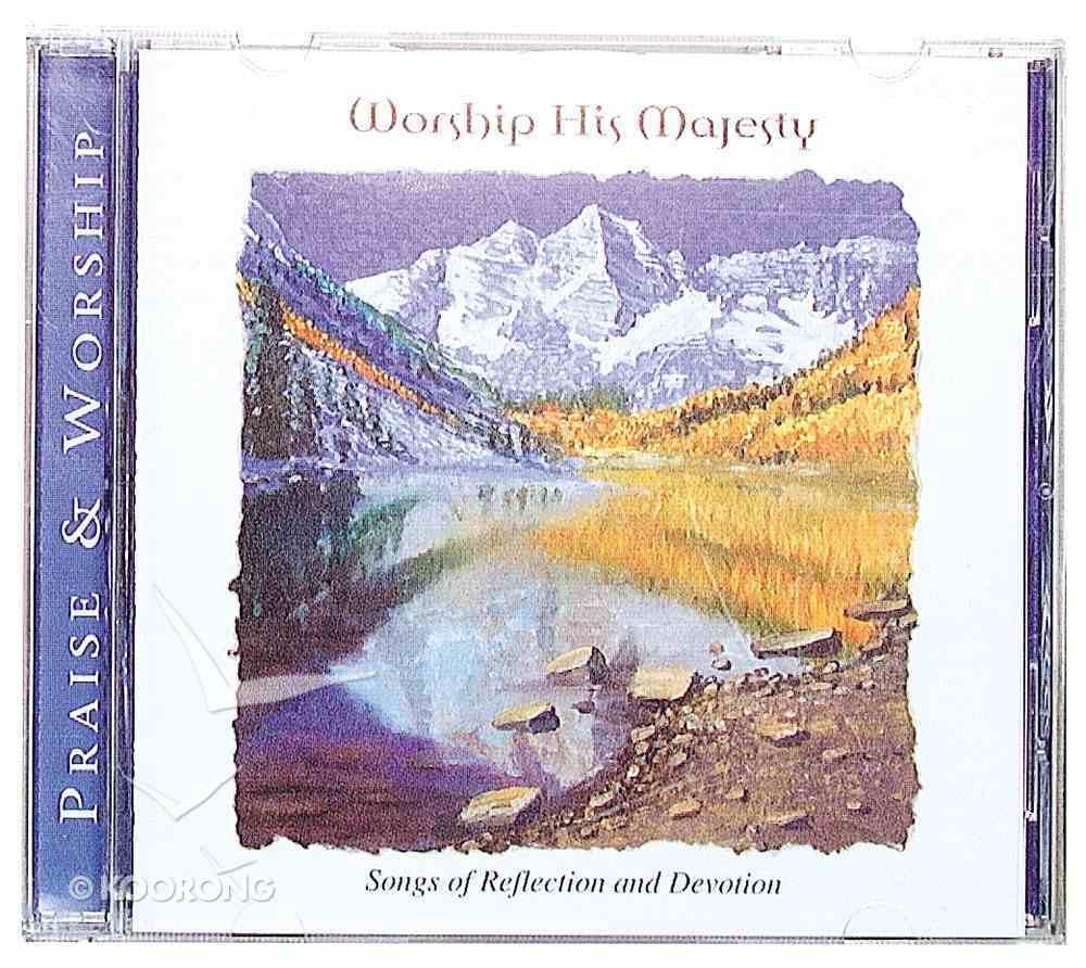 Worship His Majesty CD