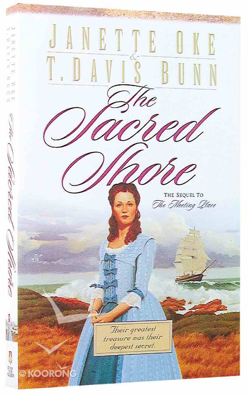 The Sacred Shore (#02 in Song Of Acadia Series) Paperback