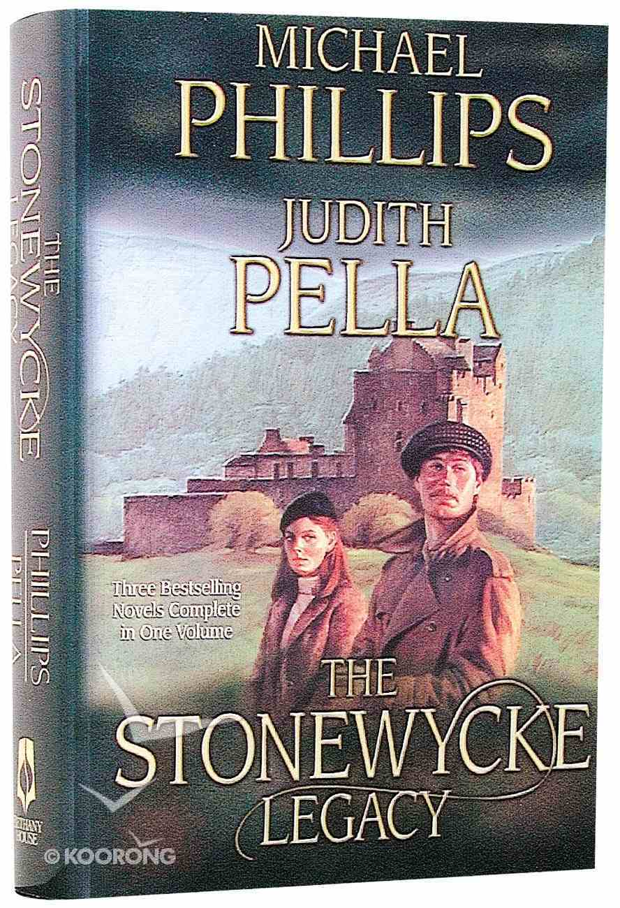Stonewycke Legacy (3 Volumes in 1) (Stonewycke Legacy Series) Paperback