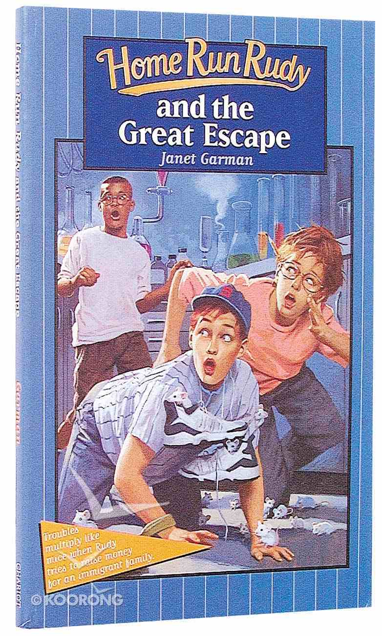 Home Run Rudy and the Great Escape (Home Run Rudy Series) Paperback