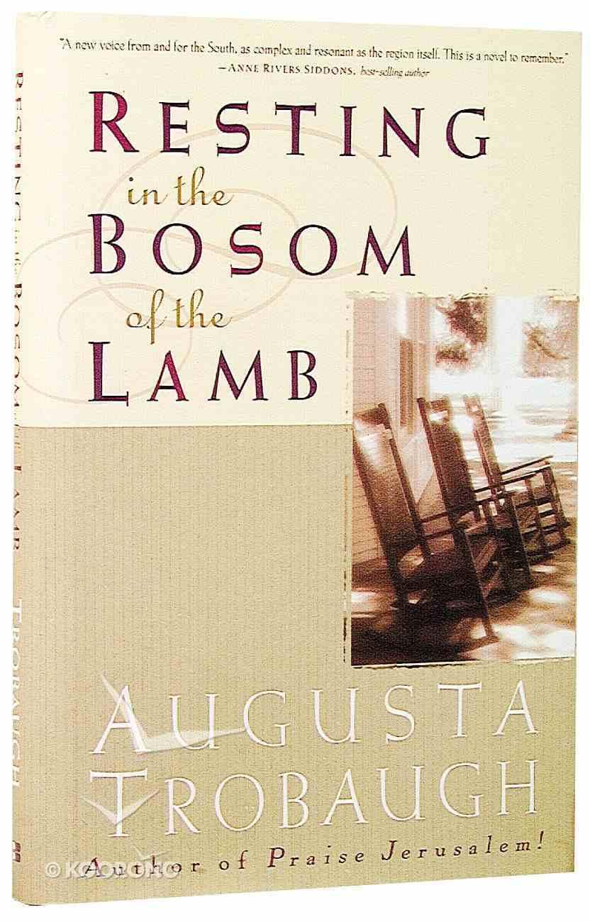 Resting in the Bosom of the Lamb Hardback