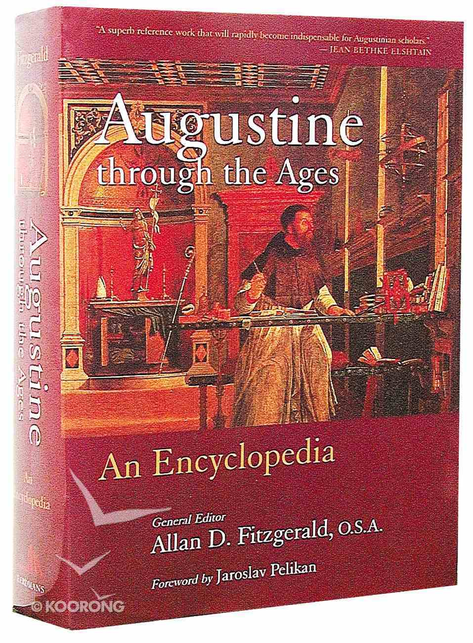 Augustine Through the Ages Hardback