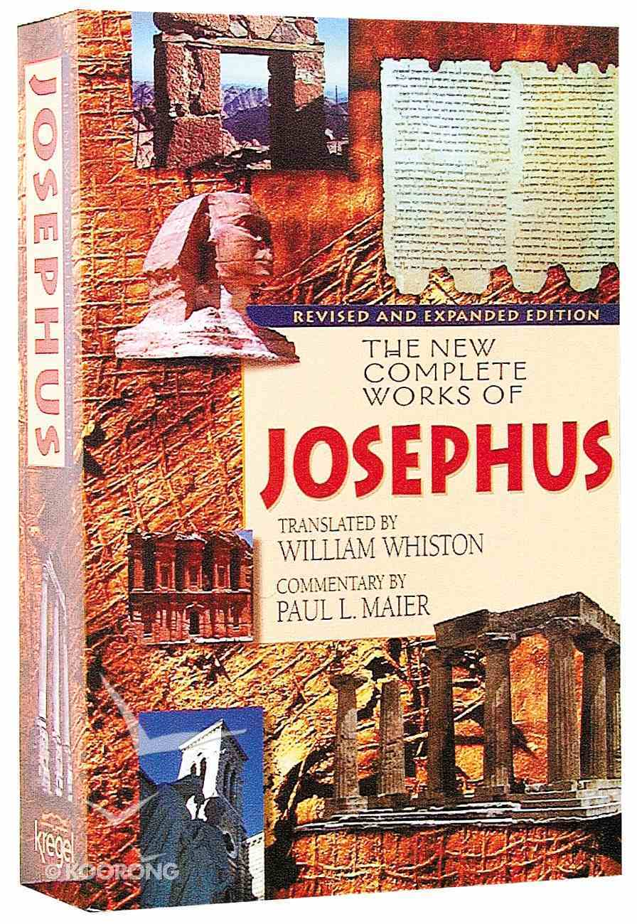 The New Complete Works of Josephus (1998) Paperback