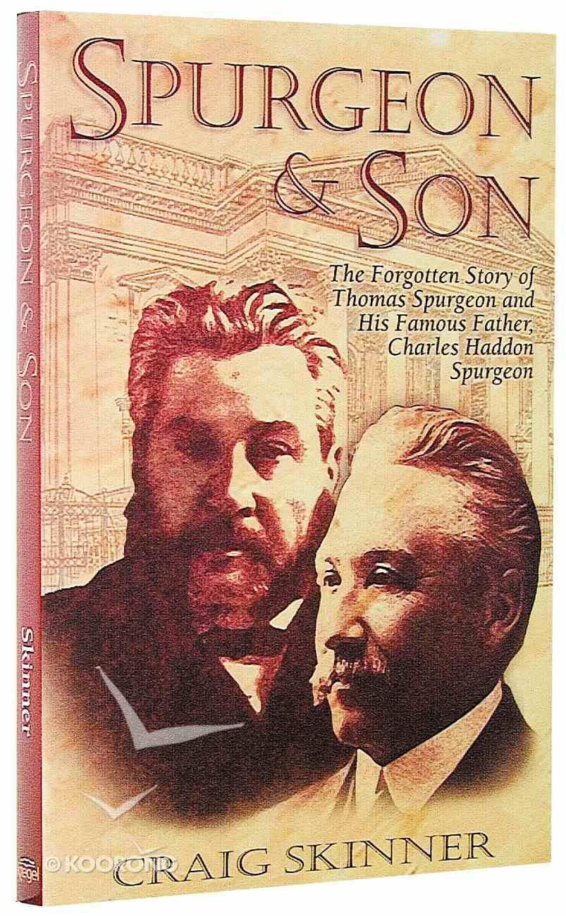 Spurgeon & Son Paperback
