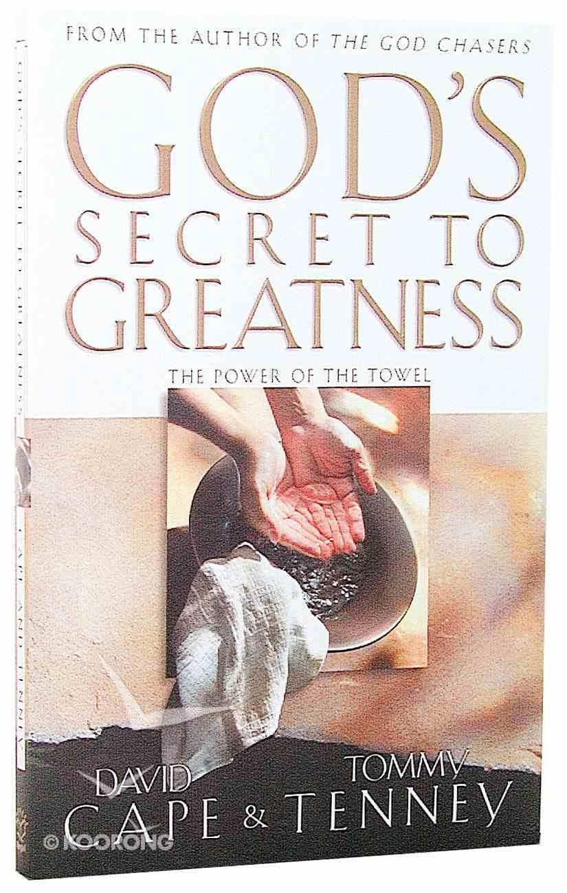 God's Secret to Greatness Paperback