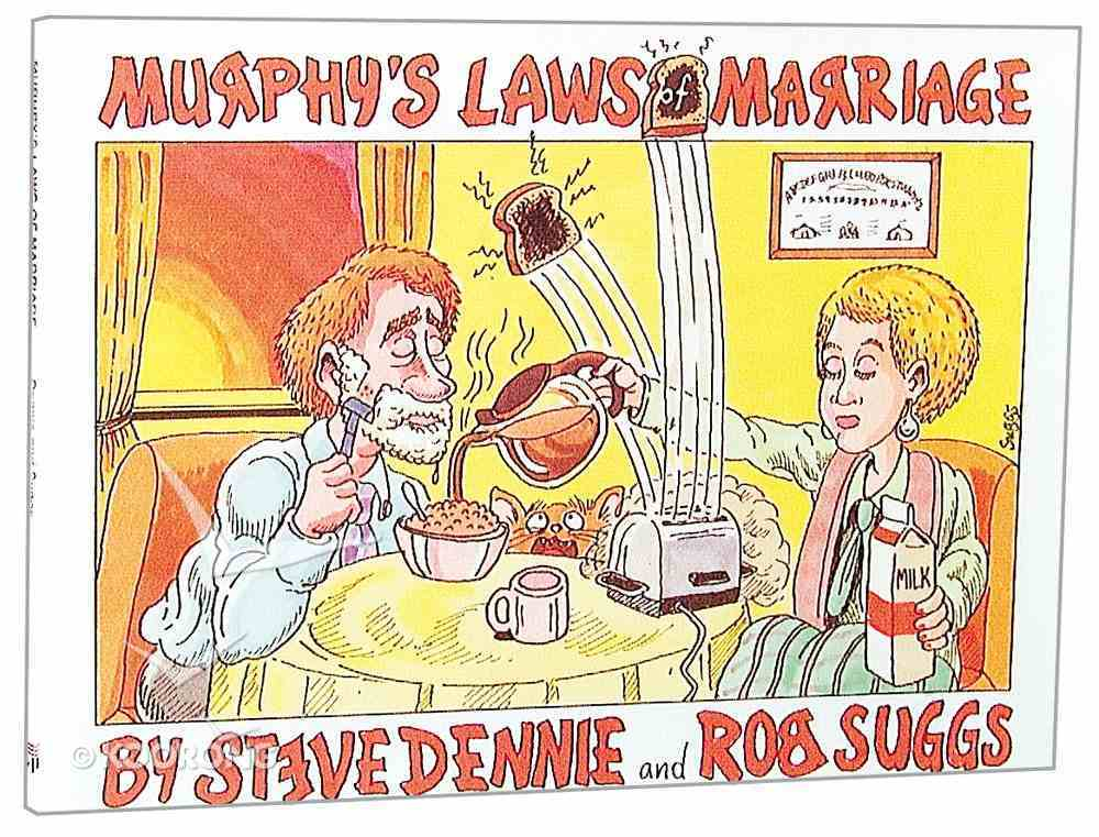Murphy's Laws of Marriage Paperback
