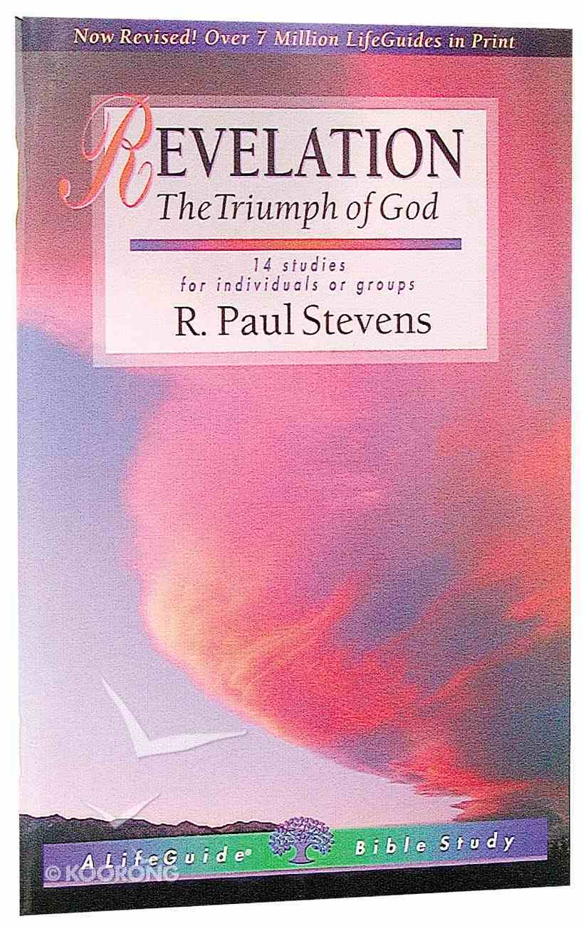 Revelation (Lifeguide Bible Study Series) Paperback