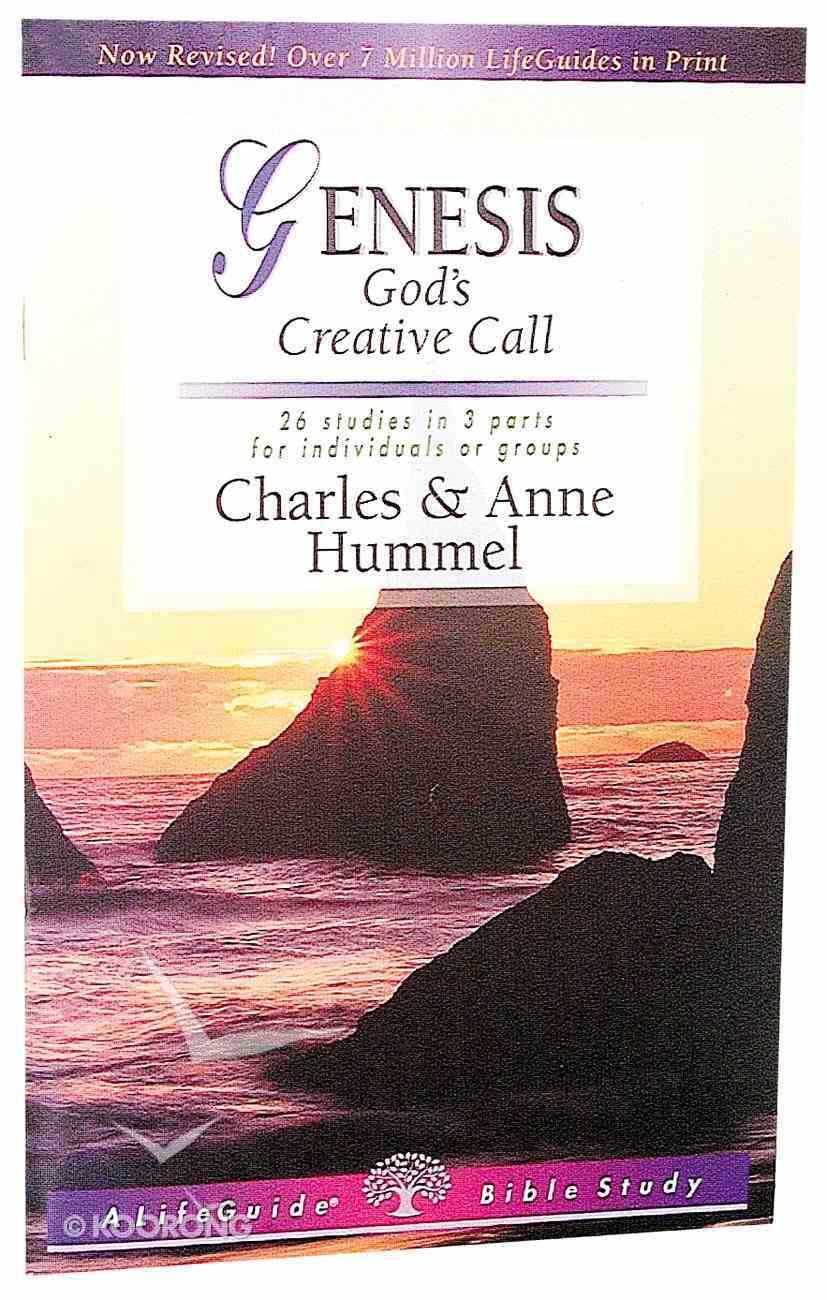 Genesis (Lifeguide Bible Study Series) Paperback