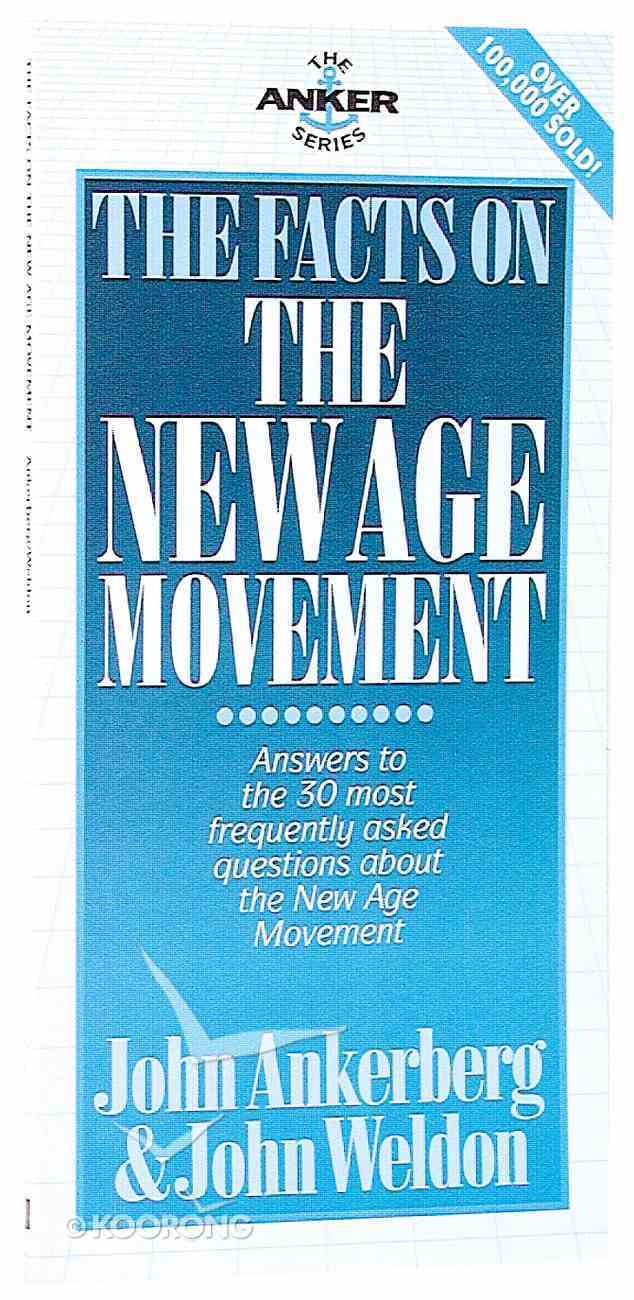 The Facts on the New Age Movement Mass Market