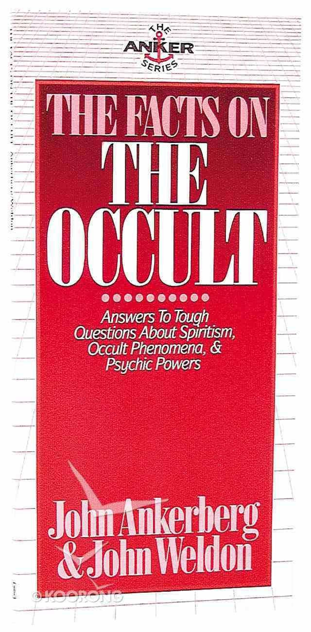The Facts on the Occult Mass Market