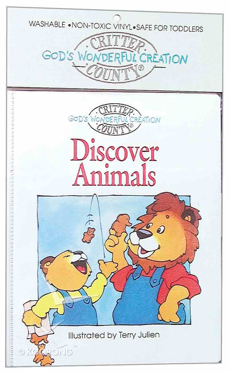 Discover Animals Novelty Book