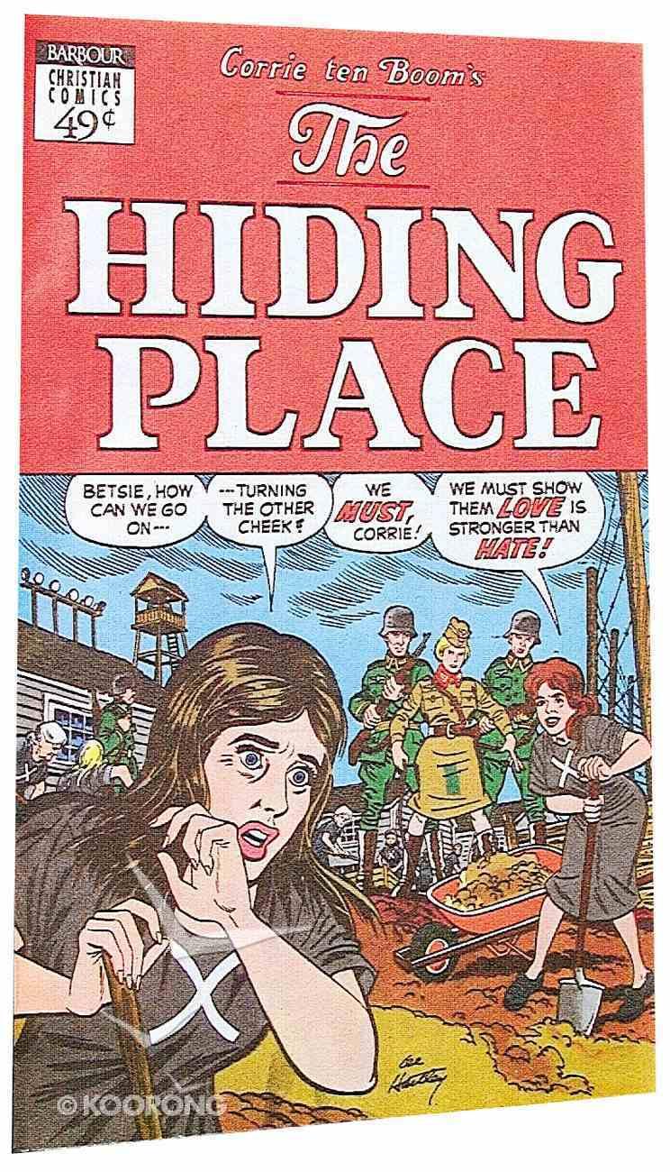 Comic Hiding Place Paperback