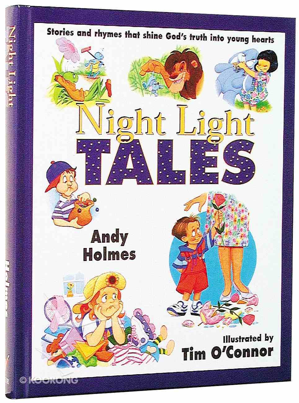Night Light Tales Hardback