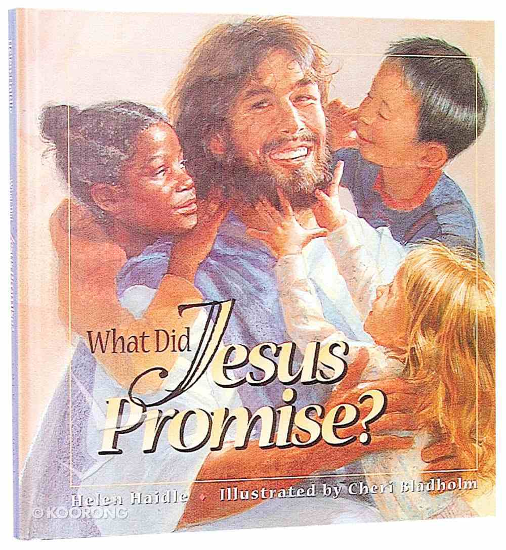 What Did Jesus Promise? Hardback
