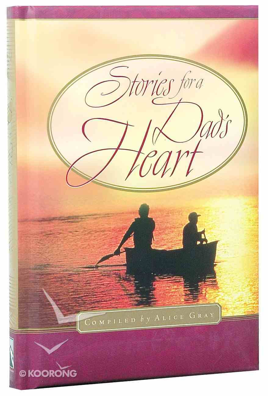 Stories For a Dad's Heart Hardback