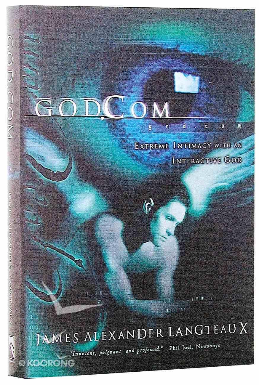 God.Com Hardback